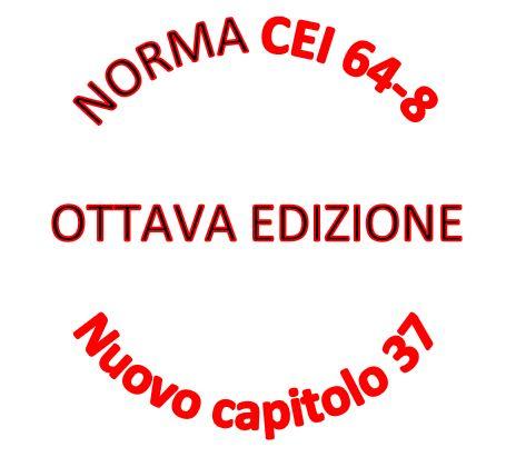NUOVA CEI 64-8